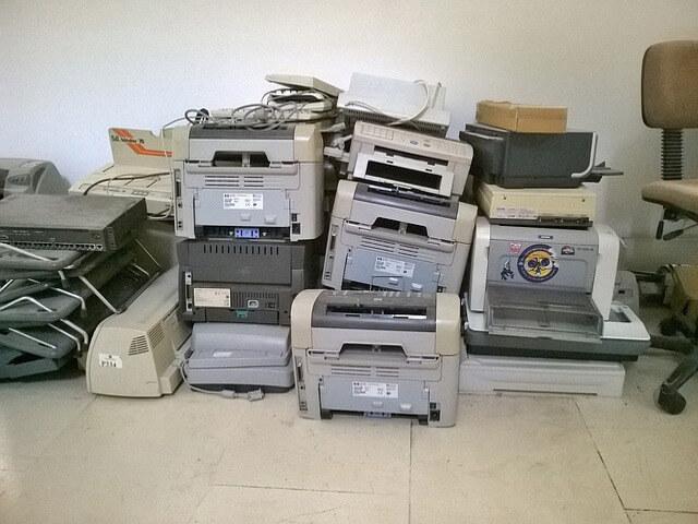 Colectare deseuri electrice si electronice